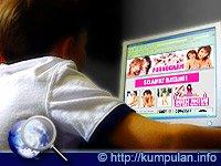 Lindungi Anak dari Bahaya Internet