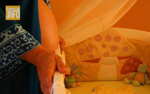 Atasi Stres selama Kehamilan