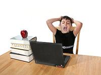 Stres Anak dan Bantuan Mengatasinya